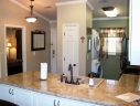 Fully Stocked Kitchen has a Washer/Dryer, and Newer Appliances including a Coffee Maker, Crock Pot and much more.