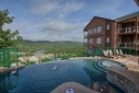 Enjoy the relaxing views of Table Rock Lake from the Infinity Pool.